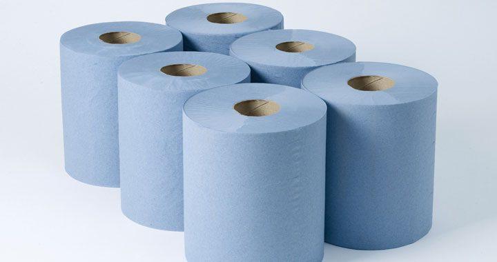 Kandco Envosave Ltd CentreFeed Rolls - Blue