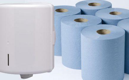 Kandco Envosave Ltd CentreFeed Rolls Dispenser